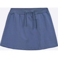 Name it - Spódnica dziecięca 128-158 cm. Szare minispódniczki marki Name it, s, z bawełny, rozkloszowane. W wyprzedaży za 34,90 zł.