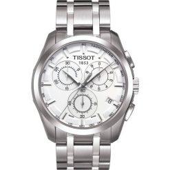 PROMOCJA ZEGAREK TISSOT T-Classic T035.617.11.031.00. Szare zegarki męskie TISSOT, ze stali. W wyprzedaży za 1672,00 zł.