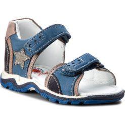 Sandały chłopięce: Sandały LASOCKI KIDS – CI12-2566-16 Niebieski