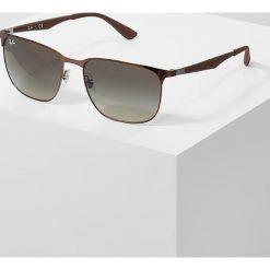 RayBan Okulary przeciwsłoneczne light brown. Brązowe okulary przeciwsłoneczne damskie aviatory Ray-Ban. Za 659,00 zł.