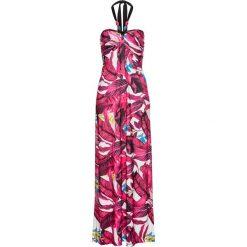 Sukienki hiszpanki: Długa letnia sukienka bonprix różowy