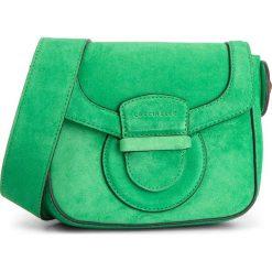 Torebka COCCINELLE - DS1 Vega Suede E1 DS1 55 01 01 Alien Green G05. Zielone listonoszki damskie Coccinelle, ze skóry. Za 1099,90 zł.