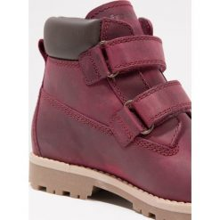 Froddo Śniegowce bordeaux. Niebieskie buty zimowe damskie marki Froddo, z materiału, na wysokim obcasie. W wyprzedaży za 230,45 zł.