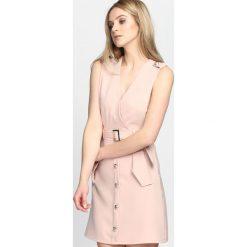 Różowa Sukienka Things You Dream About. Czerwone sukienki letnie Born2be, l, mini. Za 89,99 zł.
