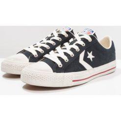Converse STAR PLAYER HERITAGE Tenisówki i Trampki black/egret/garnet. Szare tenisówki damskie marki Converse, z gumy. Za 359,00 zł.