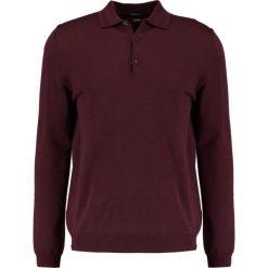 JOOP! DELAN Sweter bordeaux. Czerwone kardigany męskie marki JOOP!, m, z materiału. W wyprzedaży za 519,20 zł.