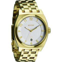 Zegarek unisex Champagne Gold Nixon Monopoly A3252219. Zegarki damskie Nixon. Za 863,00 zł.