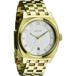 Biżuteria i zegarki damskie: Zegarek unisex Champagne Gold Nixon Monopoly A3252219
