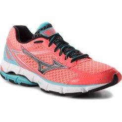 Buty MIZUNO - Wave Connect 3 (W) J1GD164809 Pomarańczowy. Czerwone buty do biegania damskie marki Mizuno. W wyprzedaży za 309,00 zł.