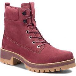 Trapery CAMEL ACTIVE - Diamond 891.70.02 Oxblood. Czerwone buty zimowe damskie marki Camel Active, z materiału. W wyprzedaży za 429,00 zł.