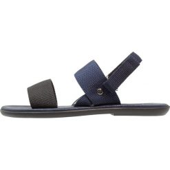 Sandały męskie skórzane: Kenneth Cole New York HOLLAND Sandały navy