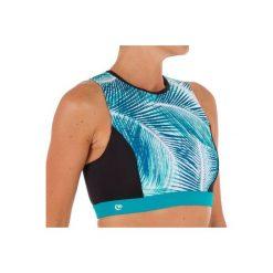 Góra kostiumu CARLI BONDI. Niebieskie bikini OLAIAN. Za 79,99 zł.