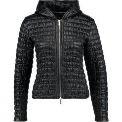 Odzież damska: Armani Exchange Kurtka przejściowa black