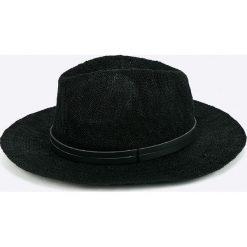 Banana Moon - Kapelusz. Czarne kapelusze damskie Banana Moon, z poliesteru. W wyprzedaży za 179,90 zł.