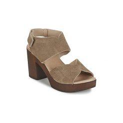 Sandały Betty London  ETIANA. Brązowe sandały damskie marki Betty London. Za 247,20 zł.