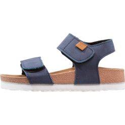 Gioseppo Sandały marino. Niebieskie sandały chłopięce Gioseppo, z materiału. Za 129,00 zł.
