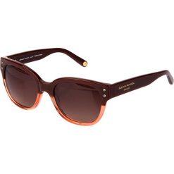 """Okulary przeciwsłoneczne damskie: Okulary przeciwsłoneczne """"SR773903"""" w kolorze bordowo-różowym"""