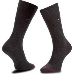 Skarpety Wysokie Męskie BUGATTI - 6710C Black 610. Czerwone skarpetki męskie marki Happy Socks, z bawełny. Za 34,90 zł.