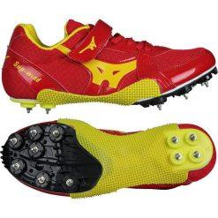 Buty sportowe męskie: Sportech Buty kolce 218 Jump RED czerwone r. 42