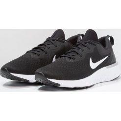Nike Performance ODYSSEY REACT Obuwie do biegania treningowe black/white/wolf grey. Czarne buty do biegania męskie Nike Performance, z materiału. Za 549,00 zł.