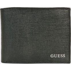 Portfele męskie: Guess Jeans – Portfel skórzany