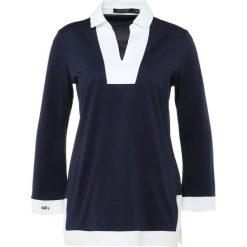 Polo Ralph Lauren Golf PERFORMANCE  Koszulka polo dark blue. Niebieskie bluzki sportowe damskie Polo Ralph Lauren Golf, m, z bawełny, z golfem, z długim rękawem. Za 529,00 zł.