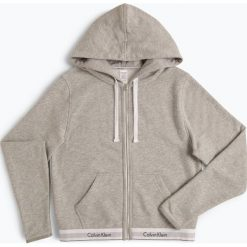 Calvin Klein - Damska bluza rozpinana, szary. Szare bluzy rozpinane damskie Calvin Klein, s. Za 329,95 zł.