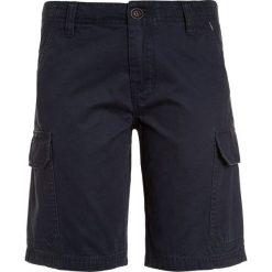 Billabong ALL DAY  Bojówki navy. Niebieskie spodnie chłopięce marki Billabong, z bawełny. Za 209,00 zł.