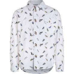 The New GOOFY Koszula bright white. Niebieskie bluzki dziewczęce bawełniane marki Retour Jeans. Za 179,00 zł.