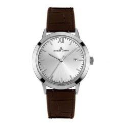 """Zegarek """"N-203I"""" w kolorze brązowym. Zegarki damskie Festina & Hugo Boss, ze stali. W wyprzedaży za 229,95 zł."""
