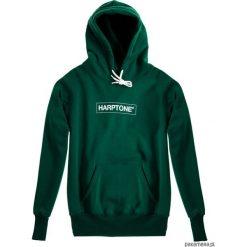 Bluza Męska HOODIE CLASSIC HARPTONE GREEN. Zielone bluzy męskie rozpinane Pakamera, m, z długim rękawem, długie. Za 229,00 zł.