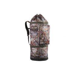 Torba na bałwanki/wabiki 120 l KAMO-BR. Szare torebki klasyczne damskie marki SOLOGNAC, z materiału. Za 149,99 zł.