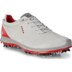 Golfy męskie: ECCO Men's Golf Biom G 2 – Szary – 39