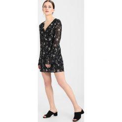 Sukienki hiszpanki: Missguided Petite FLORAL DRESS Sukienka letnia black