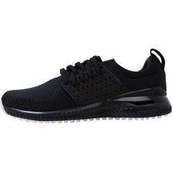 Adidas Golf ADICROSS BOUNCE Obuwie do golfa core black/ftwr white. Czarne buty sportowe męskie adidas Golf, z materiału, na golfa. Za 489,00 zł.