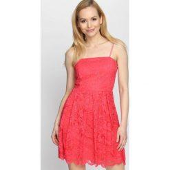 Sukienki: Koralowa Sukienka Lace Princess