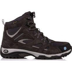 Buty trekkingowe damskie: Jack Wolfskin Buty damskie Vojo Hike Mid Texapore Light Sky r. 37.5 (4011371-1132)