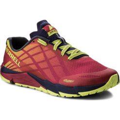 Buty MERRELL - Bare Access Flex J12618 Persain Red. Czerwone buty do biegania damskie marki KALENJI, z gumy. W wyprzedaży za 239,00 zł.