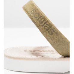 Sandały damskie: Solillas Sandały khaki