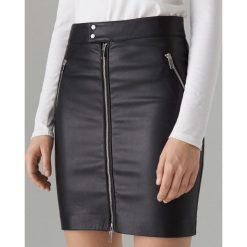 383d9c70 Czarne spódniczki ołówkowe - Spódniczki damskie ołówkowe - Kolekcja ...
