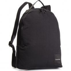 Plecak CALVIN KLEIN - Item Story Backpack K50K504201 001. Czarne plecaki męskie Calvin Klein, z materiału. Za 399,00 zł.
