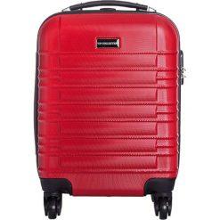 Walizki: Walizka w kolorze czerwonym – (S)33,5 x (W)48 x (G)20 cm