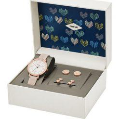 Zegarki damskie: Fossil – Zegarek ES4202SET + kolczyki