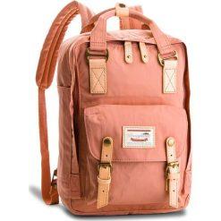 Plecak DOUGHNUT - D010-0090-F Macaroon Rose. Czerwone plecaki męskie Doughnut, z materiału. Za 349,00 zł.