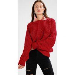Swetry klasyczne damskie: Ivyrevel MOTH  Sweter hot red
