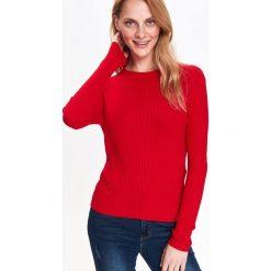 Swetry klasyczne damskie: SWETER DŁUGI RĘKAW DAMSKI DOPASOWANY