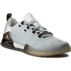 Buty sportowe damskie: Buty adidas - CrazyPower Tr W BB1557 Ftwwht/Vagrm