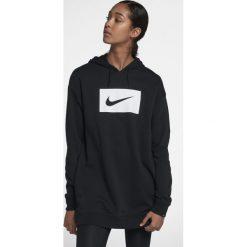 Bluzy damskie: Bluza Nike Wmns NSW Hoodie Swoosh (893027-010)