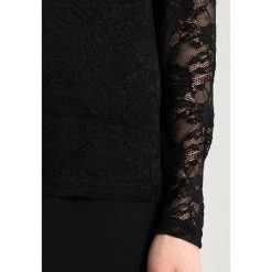 Bluzki asymetryczne: Soyaconcept CELIN  Bluzka black