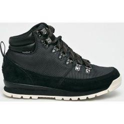 The North Face - Buty. Czarne buty trekkingowe damskie marki The North Face. Za 599,90 zł.